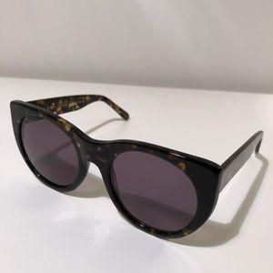 Raen durante tortoise sunglasses